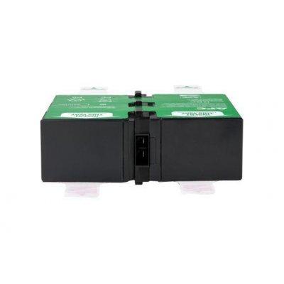 Аккумуляторная батарея для ИБП APC RBC124 (APCRBC124)Аккумуляторные батареи для ИБП APC<br>Battery replacement kit for BR1200GI, BR1500GI<br>