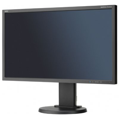 Монитор 24 NEC E243WMi Black (E243WMI-BK) монитор nec 24 accusync as242w as242w