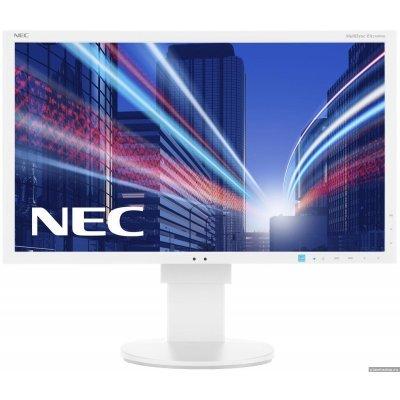 Монитор 23 NEC EA234WMi White (EA234WMI) монитор nec multisync ea223wm