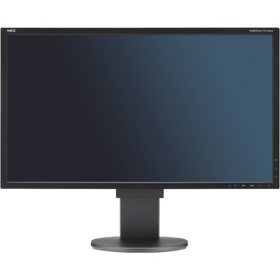 Монитор 24 NEC EA244WMi Black (EA244WMI-BK)Мониторы NEC<br>350cd/m2,1000:1,5ms,1920x1200,178/178, 16:10;1920x1200,Hight adj:110,Swiv,Tilt,Pivot;DVI-D,D-sub, HDMI, Displ.Port; Internal PS; 2*1W audio; TCO6;USB 4:1<br>