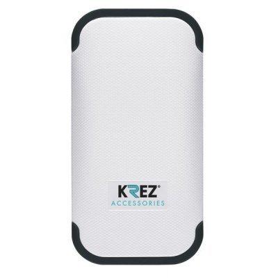 Внешний аккумулятор KREZ Power LI4401W, белый (LI440111AW)Внешние аккумуляторы для портативных устройств KREZ<br>Защита от перезаряда, защита от короткого замыкания в течение 1 мс<br>    Компактный и стильный дизайн, портативность и малый вес. Легко помещается в сумке или кармане<br>    Эффективная защита аккумулятора и электронных устройств с помощью встроенной системы контроля параметров зарядки – температуры, нап ...<br>
