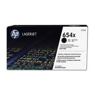 Тонер-картридж для лазерных аппаратов HP 654X LaserJet, черный (CF330X) (CF330X)