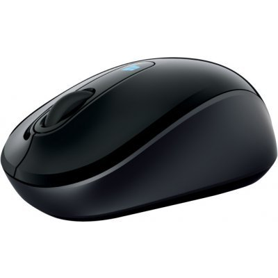 Беспроводная мышь Microsoft Sculpt Mobile Mouse, Black (43U-00004) (43U-00004)