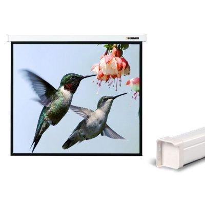 Проекционный экран Lumien 153x203 LMC-100108 (LMC-100108)Проекционные экраны Lumien <br>153x203 см (97) Matte White FiberGlass ч<br>