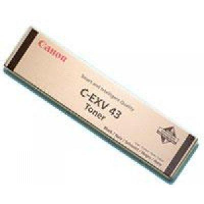 Тонер-картридж Canon C-EXV43 черный (2788B002) (2788B002)Тонер-картриджи для лазерных аппаратов Canon<br>для IR 400i / 500i. 15200 страниц<br>