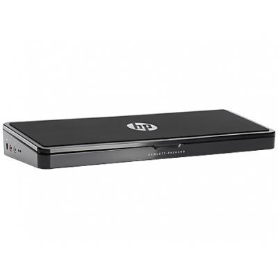Док-станция для ноутбука HP Port Replicator Universal (E6D70AA) (E6D70AA)Док-станции HP<br>Порт репликатор. Порты: 2 порта USB 3.0; 4 порта USB 2.0; HDMI; DisplayPort; порт для наушников / микрофона<br>