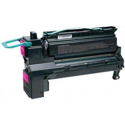 Тонер-картридж для лазерных аппаратов Lexmark C792X1MG Пурпурный картридж сверхвысокой ёмкости для C79x, LRP (20K) (C792X1MG) картридж lexmark 70c8hke для lexmark cs510 cs410 cs310 черный 4000стр