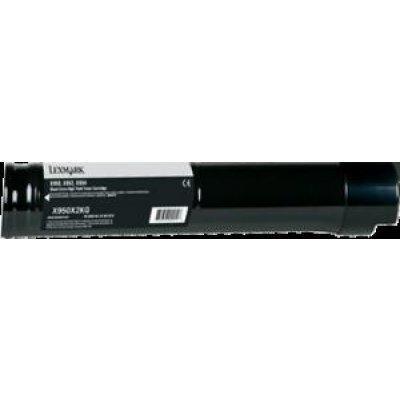 Тонер-картридж для лазерных аппаратов Lexmark X950X2KG черный (X950X2KG)Тонер-картриджи для лазерных аппаратов Lexmark<br>(черный/black, для X950de/ X950dhe/ X952de/ X954de, 35 000 стр<br>