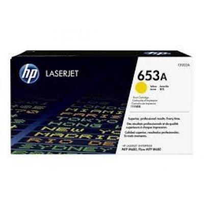 Картридж HP (CF322A) желтый   для Color LaserJet Enterprise M651/M680 (CF322A)