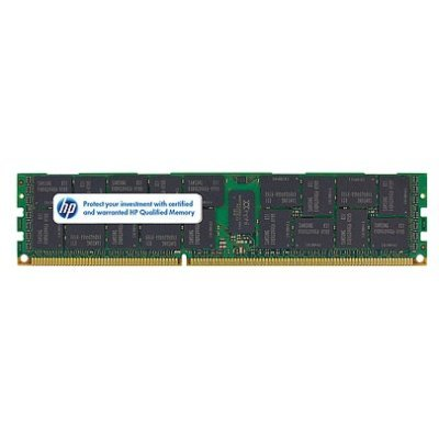 Модуль оперативной памяти сервера HP 4GB (1x4GB) 1Rx4 PC3L-12800R-11 Low Voltage Registered DIMM (713981-B21) (713981-B21)