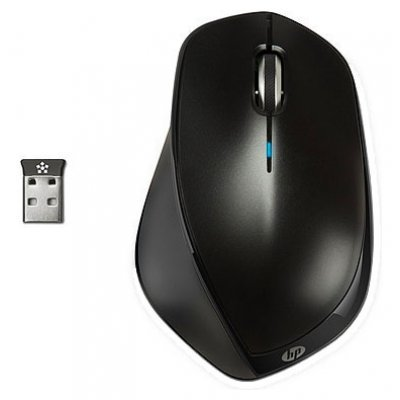 Мышь HP x4500 Wireless Mouse (Sparkling Black) беспроводная (H2W26AA) (H2W26AA)Мыши HP<br>беспроводная мышь<br>интерфейс USB<br>для настольного компьютера<br>лазерная, 3 клавиши<br>