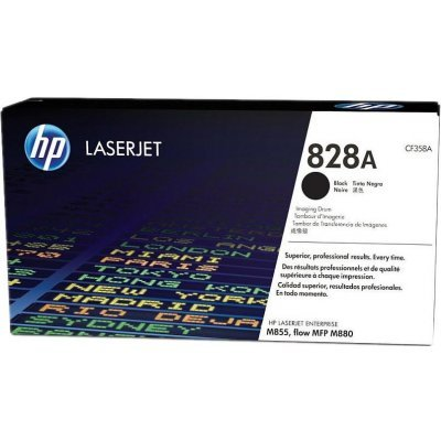 Фотобарабан HP CF358A black для HP Color LaserJet Enterprise M855/M880 828A (CF358A) фотобарабан hp cf358a для color laserjet enterprise m855 m880 828a черный