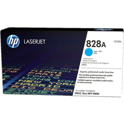 Фотобарабан HP 828A (CF359A) cyan для HP Color LaserJet Enterprise M855/M880 (CF359A) фотобарабан hp cf358a для color laserjet enterprise m855 m880 828a черный