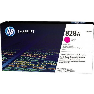 Фотобарабан HP 828A (CF365A) magenta для HP Color LaserJet Enterprise M855/M880 (CF365A) картридж для принтера hp 128a ce323a laserjet print cartridge magenta