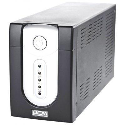 Источник бесперебойного питания Powercom Imperial IMP-3000AP 3000VA/1800W (747928)Источники бесперебойного питания Powercom<br>USB,AVR,RJ11,RJ45 (6 IEC)<br>