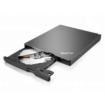 Оптический привод DVD для ноутбука Lenovo Slim USB DVD Burner (4XA0E97775) (4XA0E97775)