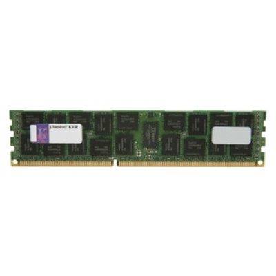 Модуль оперативной памяти сервера Kingston DDR-III 16GB (PC3-12800) 1600MHz ECC (KVR16LR11D4/16) (KVR16LR11D4/16)