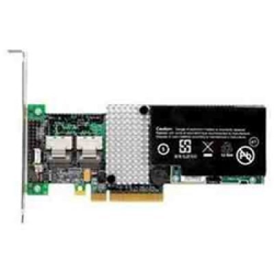 Контроллер RAID ThinkServer RAID 500 Adapter II (0A89464) (0A89464)Контроллеры RAID Lenovo<br>Controller ThinkServer RAID 500 Adapter II for Lenovo Servers G4 (0A89464)<br>