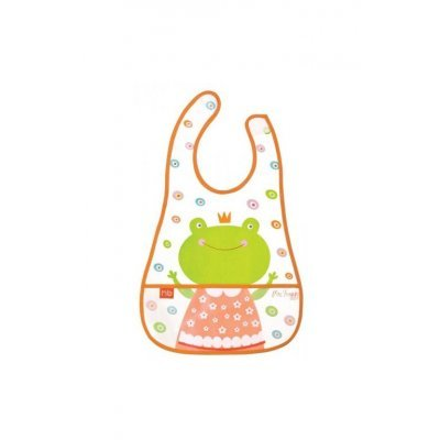 Нагрудник Happy Baby Children`s Bib на липучке (Children`s Bib 16002) нагрудник happy baby soft children s bib пластиковый мягкий в ассортименте