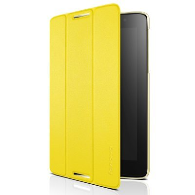 Чехол Lenovo A8-50 Folio Case and Film (Yellow-WW) (888016509) (888016509) аксессуар чехол lenovo ideatab s6000 g case executive white