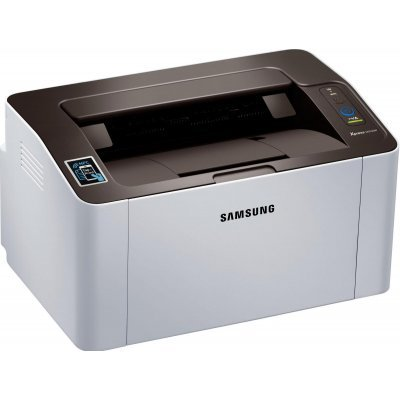 Монохромный лазерный принтер  Samsung Xpress M2020W (SL-M2020W/XEV) цветной лазерный принтер samsung xpress c430 sl c430 xev