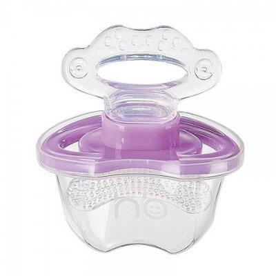 Прорезыватель Happy Baby Teether Silicone пурпурный (TEETHER SILICONE 20000 purple) зубопрорезыватель happy baby teether gel 20004 blue