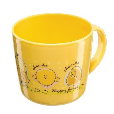 Чашка детская BABY MUG 200мл. желтый (BABY MUG 200мл. 15006 yellow) стоимость