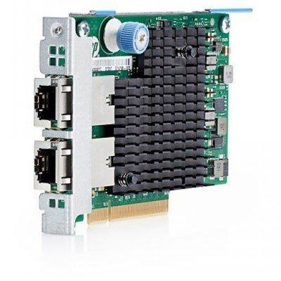 Сетевая карта для сервера HP 561FLR-T Ethernet 10Gb 2P (700699-B21) (700699-B21)Сетевые карты для серверов HP<br>Двухпортовый v2.1 PCIe 10GBASE-T FlexibleLOM для стоечных серверов HP ProLiant Gen8, серверов с корпусом Tower и масштабируемых серверов с поддержкой IEEE 1588 и 802.1AS. Оптимизирован для виртуализации (VLAN, NetQueue, VMQ, VMDq и SR-IOV)<br>