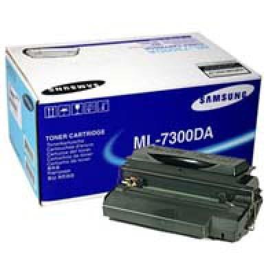 Тонер-картридж для лазерных аппаратов Samsung ML-7300DA для ML-7300, ML-7300N. Чёрный. (ML-7300DA)Тонер-картриджи для лазерных аппаратов Samsung<br>10 000 страниц.<br>