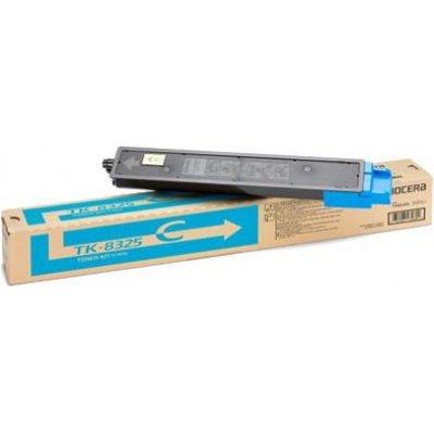 Тонер-картридж для лазерных аппаратов Kyocera TK-8325C 12 000 стр. Cyan (1T02NPCNL0) (1T02NPCNL0)Тонер-картриджи для лазерных аппаратов Kyocera<br>для TASKalfa 2551ci<br>