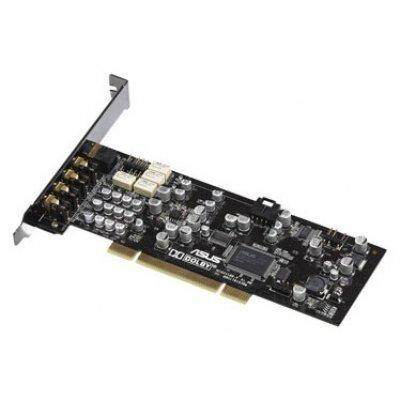 Звуковая карта внутренняя ASUS Xonar D1 (90-YAA0B0-0UAN0BZ)Звуковые карты внутренние ASUS<br>Звуковая карта Asus PCI Xonar D1 (C-Media CMI8788) 7.1 (5.1 digital S/PDIF out Dolby Digital Live) RTL<br>