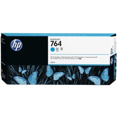 Картридж для струйных аппаратов HP 764 голубой C1Q13A (C1Q13A)Картриджи для струйных аппаратов HP<br>Струйные картриджи HP 764 обеспечивают четкость и высокое качество отпечатков. Разработанные совместно с HP Designjet в рамках оптимизированной системы печати, оригинальные чернила HP способствуют сокращению времени простоев и повышению производительности. Быстрое высыхание отпечатков помогает сохра ...<br>
