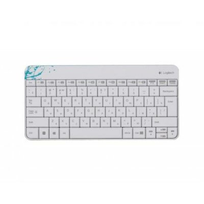 Комплект клавиатура+мышь Logitech Wireless Desktop MK240 (Keybord&amp;mouse), USB, White, [920-005791] беспроводной (920-005791)Комплекты клавиатура мышь Logitech<br><br>