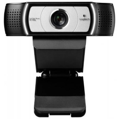 Веб-камера Logitech Webcam Full HD Pro C930e, 1920x1080, [960-000972] (960-000972) камера интернет 960 000684 logitech hd webcam b910