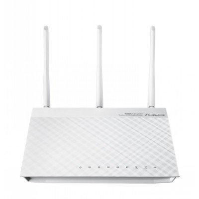 Wi-Fi роутер ASUS RT-N66W (RT-N66W) wi fi роутер tp link wbs510 wbs510