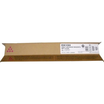 Тонер-картридж Ricoh тип MPC2550E малиновый (5.5k) (841198) new original transfer belt for ricoh aficio mp c2030 c2050 c2050spf c2051 c2530 c2550 c2550spf c2551 d039 6029