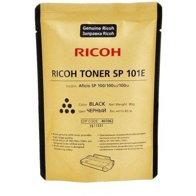Принт-картридж Ricoh тип SP101E (2k) (407059)Тонер-картриджи для лазерных аппаратов Ricoh<br>Aficio SP 100 / SP 100SU / SP 100SF<br>