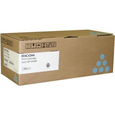 Картридж Ricoh тип SPC220 голубой (2.3k) (406053)Тонер-картриджи для лазерных аппаратов Ricoh<br>Aficio SP C220S/C221SF/C222SF/ SP C220N/C221N/C222DN/C240DN/C240SF<br>