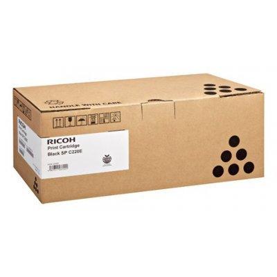 Картридж Ricoh тип SPC220 желтый (2.3k) (406055)Тонер-картриджи для лазерных аппаратов Ricoh<br>Aficio SP C220S/C221SF/C222SF/ SP C220N/C221N/C222DN/C240DN/C240SF<br>