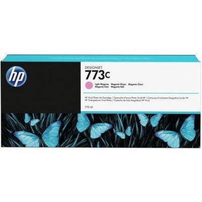 Картридж для струйных аппаратов HP № 773C светло-пурпурный (C1Q41A) для DJ Z6600/Z6800 775-ml (C1Q41A)Картриджи для струйных аппаратов HP<br>HP C1Q41A - необходимый расходный материал для вашей оргтехники. Он восстановит высокое качество печати и прослужит вам максимально долго. Советуем приобрести сразу несколько картриджей, чтобы не тратить время в будущем на повторный заказ и ожидание товара, когда ресурс предыдущей покупки подойдет к ...<br>