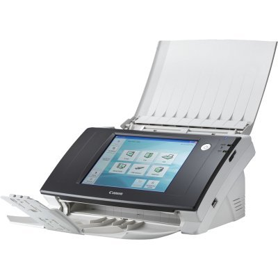 Сканер Canon Document Scanner ScanFront330 (8683B003) (8683B003) l1000 portable hd 10mp 3672x2856 usb camera photo image document book a3 a4 scanner visual presenter high speed ocr scanner a3