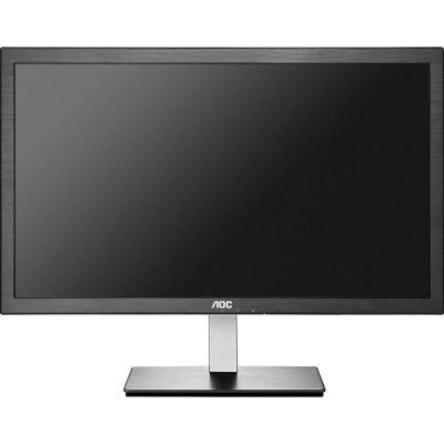 Монитор AOC 21.5 I2276VWM Silver-Black (I2276VWM)