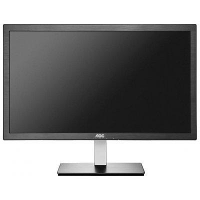 Монитор AOC 23.6 I2476VW Silver-Black (I2476VW)Мониторы AOC<br>AOC i2476Vw - это ЖК-монитор с диагональю 23.6 дюймов, который станет отличным выбором, если вы хотите увидеть реалистичную картинку на своем мониторе. Разрешение 1920x1080 точек (16:9) обеспечивает полную точность отображения данных в формате Full HD.<br>