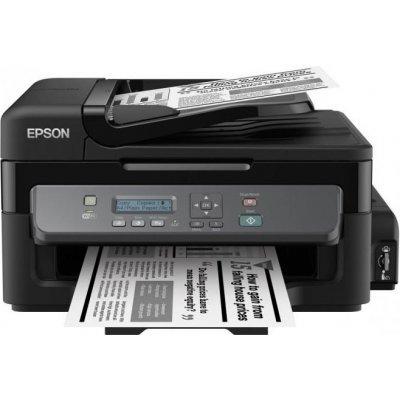 Цветной струйный МФУ Epson M205 (C11CD07401) принтер струйный epson l312