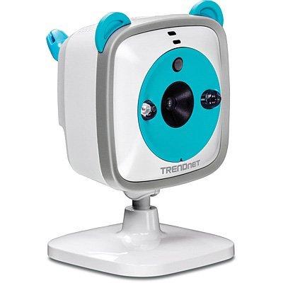 Камера видеонаблюдения TRENDNETTV-IP745SIC камера няня с ночным/дневным видением (до 5 метров) с динамиком (TV-IP745SIC)Камеры видеонаблюдения TRENDnet<br>камера няня с ночным/дневным видением (до 5 метров) с динамиком<br>
