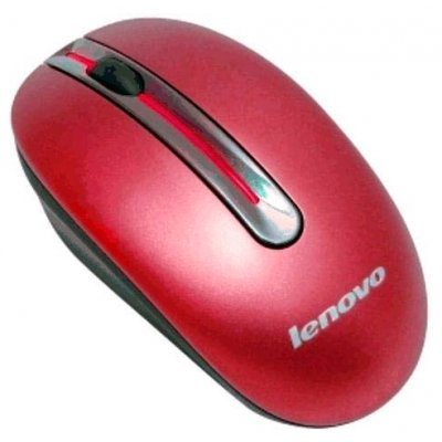 Мышь Lenovo Wireless Mouse N3903A Red USB (888013581) (888013581)Мыши Lenovo<br>беспроводная мышь<br>    интерфейс USB<br>    для ноутбука<br>    светодиодная, 3 клавиши<br>    разрешение сенсора мыши 1000 dpi<br>
