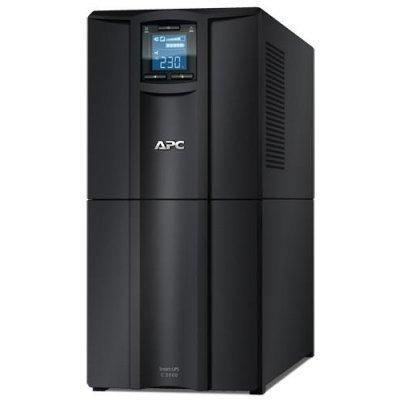 �������� �������������� ������� apc smart-ups c 3000va lcd 230v (smc3000i)