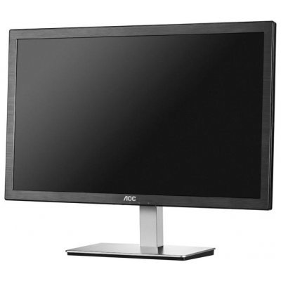 Монитор AOC 23.6 i2476Vwm/01 Black (i2476Vwm)Мониторы AOC<br>размер экрана: 23.6, широкоформатная матрица ADS-IPS сразрешением 1920&amp;amp;#215;1080, отношением сторон 16:9, яркостью 250кд/м2, разъем D-SUB (VGA), HDMI<br>