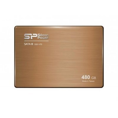 Накопитель SSD Silicon Power 240Gb SATA III V70 (SP240GBSS3V70S2) (SP240GBSS3V70S25) накопитель ssd silicon power 240gb s60 sp240gbss3s60s25 sp240gbss3s60s25