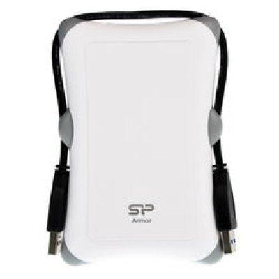 Внешний жесткий диск Silicon Power 2Tb USB 3.0 SP020TBPHDA30S3W (SP020TBPHDA30S3W), арт: 186939 -  Внешние жесткие диски Silicon Power